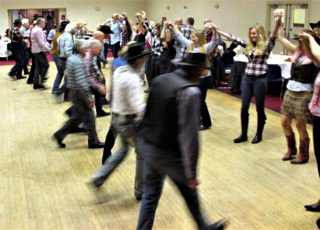 Ceilidh Barn Dance 14.03.17 - Rogues Gallery Barn Dance Ceilidh Band